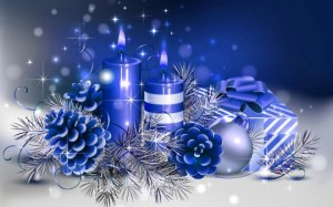 Holiday candles 28