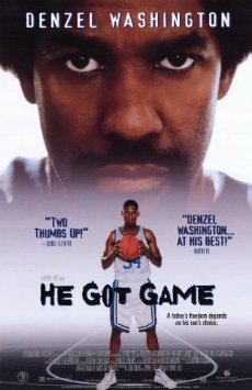 Denzel he got game