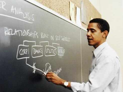 Barack Obama's Early Career In Chicago21