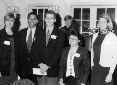 Barack Obama's Early Career In Chicago5
