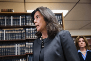 Anita Alvarez defeated