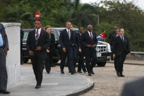Cuba wreath laying ceremony 15