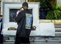 Alton Sterling Funeral 14