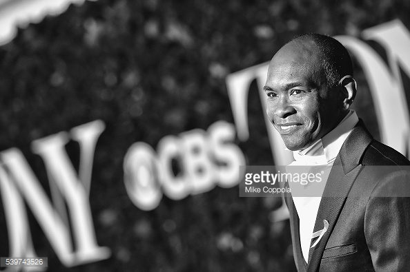 (EDITORS NOTE: This image has been converted to black and white) 2016 Tony Awards at The Beacon Theatre on June 12, 2016 in New York City.