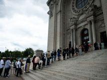 Philando Castile Funeral 25