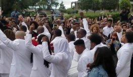Philando Castile Funeral 30