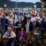 Wise, Virginia People wait to receive medical and dental care at the Remote Area Medical Clinic in Wise, Virginia on July 21, 2017. JOSHUA ROBERTS/REUTERS