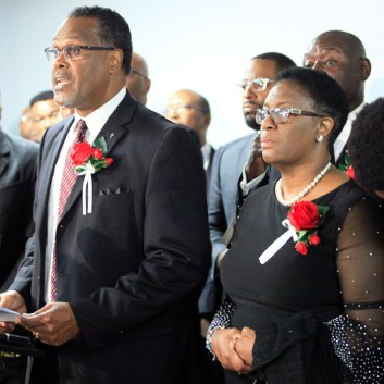 Botham Jean funeral 2