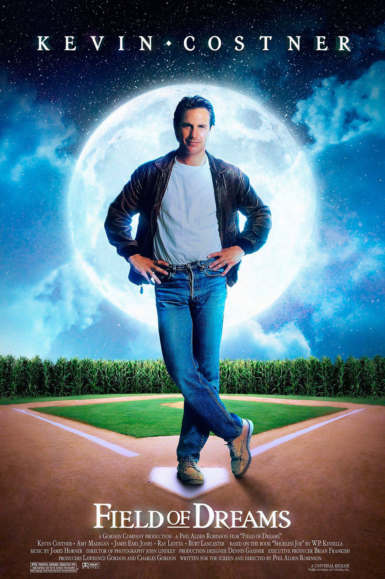 field of dreams on the big screen