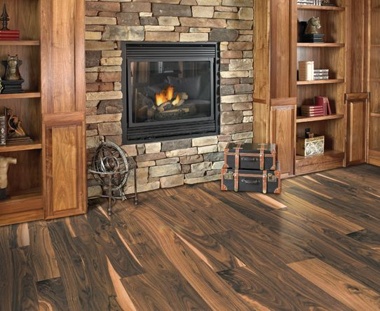 6 Hardwood Flooring Walnut Rustic Grade 3c Millworks Llc