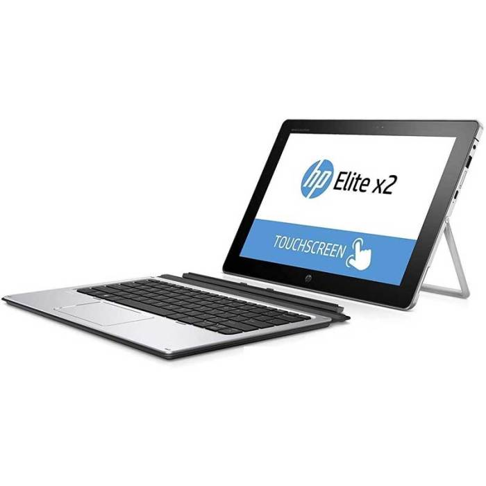 HP X2 1012 G1 M5 8GB 256GB SSD/12'inch Touch detachable Laptop