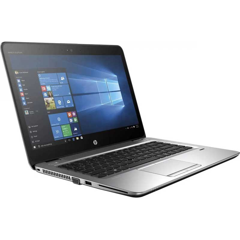 "HP Elitebook 840 G3 Business Laptop 14"" FHD Intel i5-6300U 8GB 256GB SSD Win10Pro Refurbished"