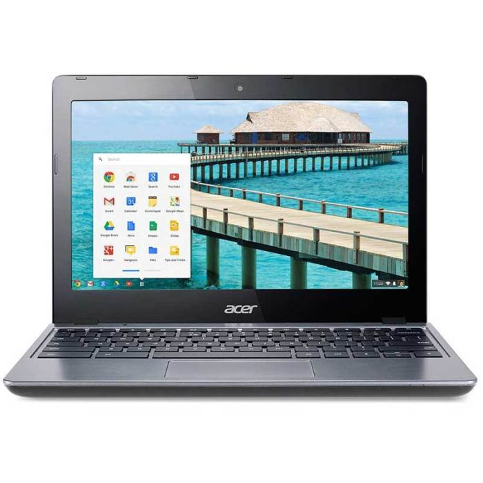 "Acer 11.6"" Chromebook Intel Celeron N3060 1.60GHz 2GB Ram 16GB Flash Chrome OS"