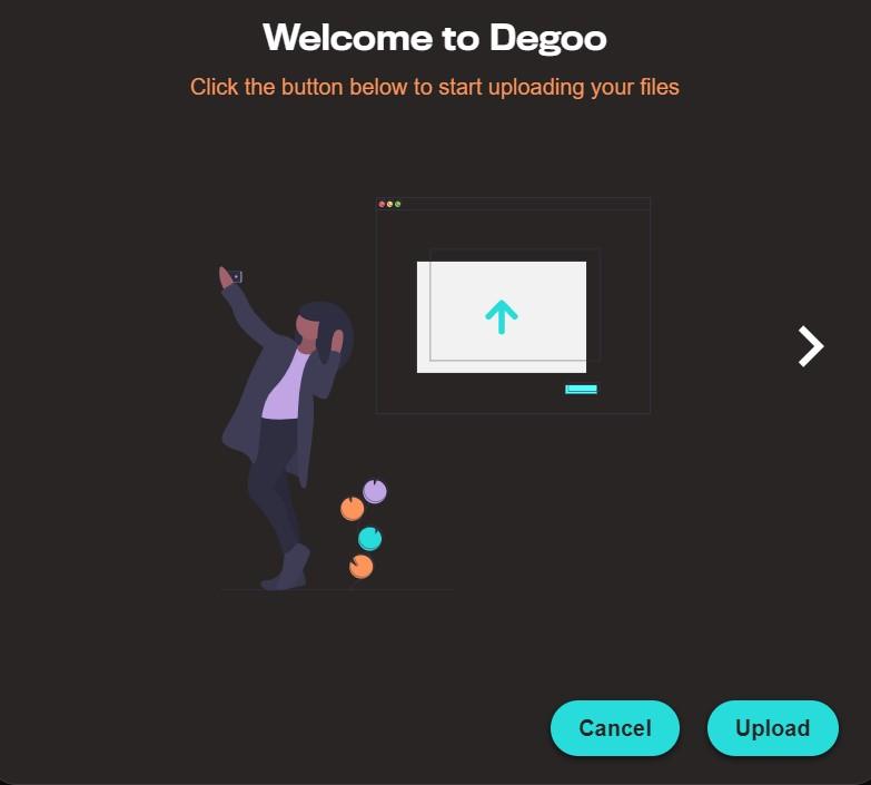 Degoo | 免費 100GB 雲端儲存任你用,邀請朋友還能再增加儲存空間