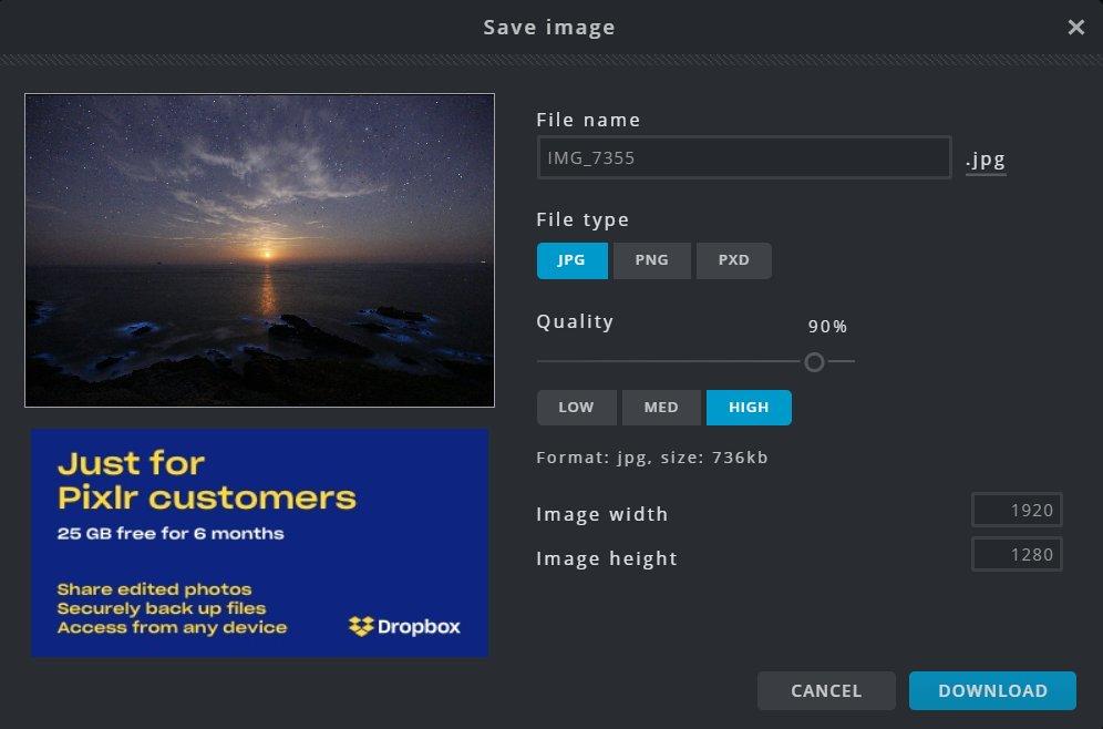 沒有 Photoshop 嗎?何不試試Photoshop 最佳的線上替代工具:Pixlr