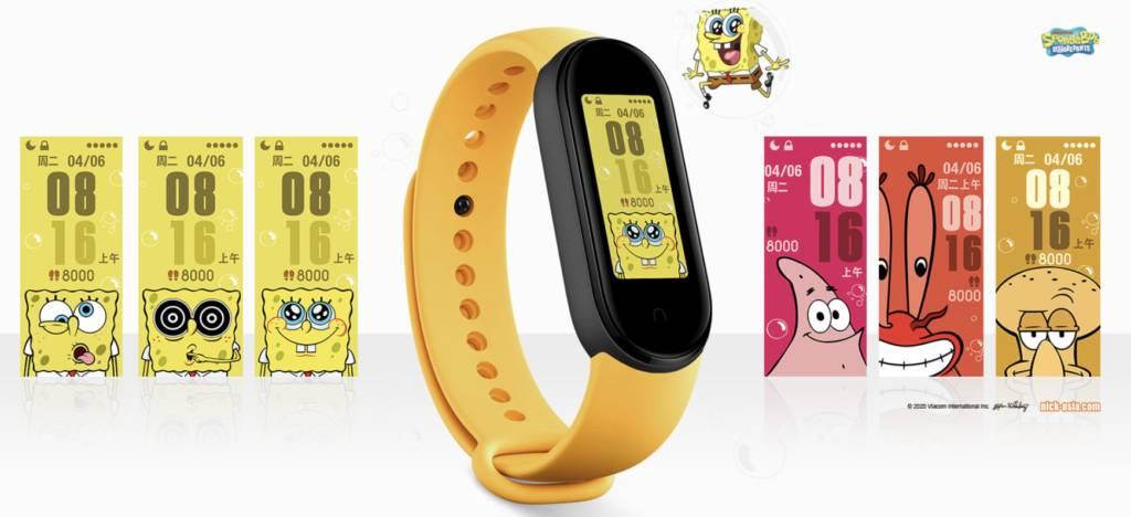 小米手環5 如何免破解換上動漫錶盤?包含 EVA、初音未來、名偵探柯南、海綿寶寶等多種錶盤讓你選