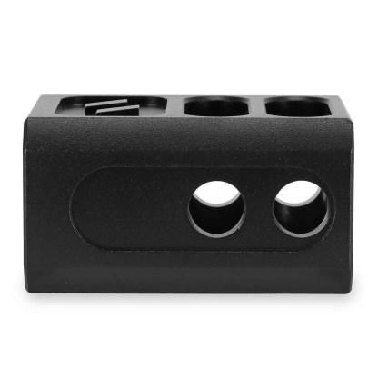 9mm Black Micro Compensator for Glock 19