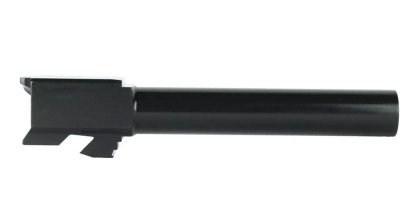 Glock 19 black nitride finish replacement barrel