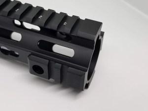 12.5 Keymod Clamp On Slim Handguard