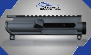 AR-15 Sporter Slick Side Upper Receiver