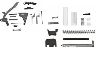 Lone Wolf 9MM Slide and Frame Combo Kit