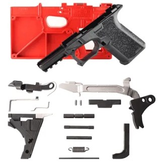 PF940C Glock 19/23 Frame and Frame Completion kit combo