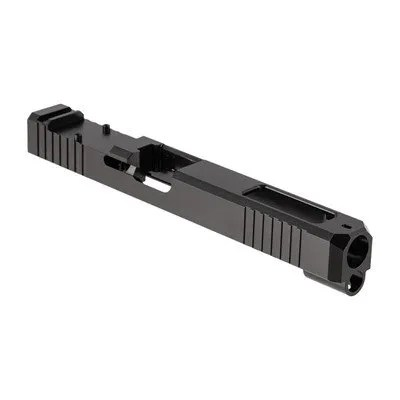 Glock 34 RMR cut windowed slide
