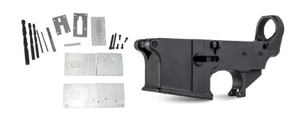 Anderson 80% lower and jig kit