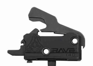 Rise RA140 Flat SST Drop-In Trigger