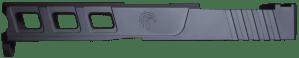 LFA G19 RMR Cut Graphite Black slide