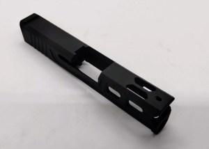 Glock 43 Graphite Black Slide