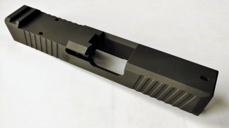 Glock 26 RMR Cerakote Slide
