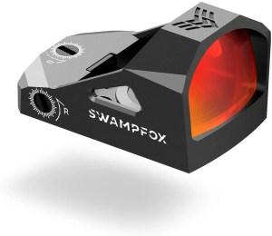 SwampFox Justice Micro Reflex Sight