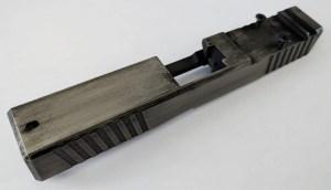 GLock 19 battleworn RMR slide