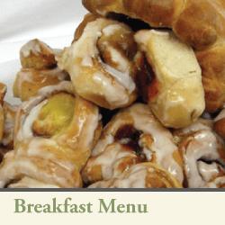 3cs catering breakfast menu