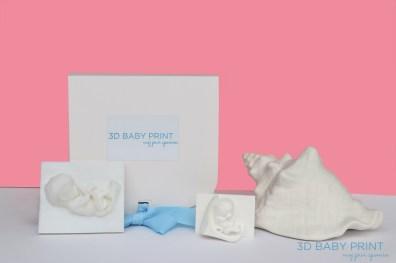 3d baby print model ploda