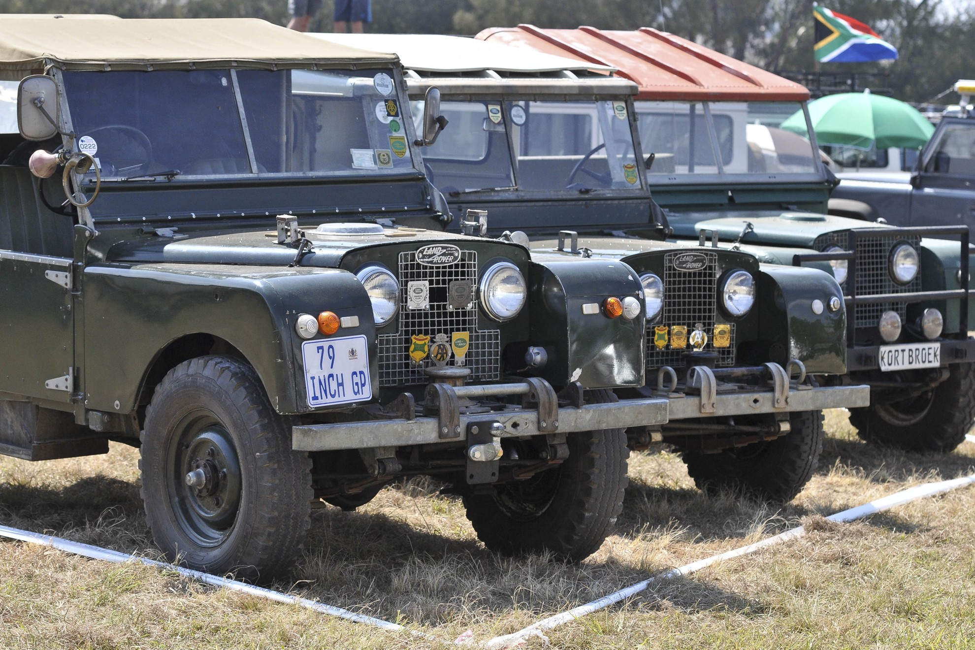 Land Rover Second Landy Festival in South Africa