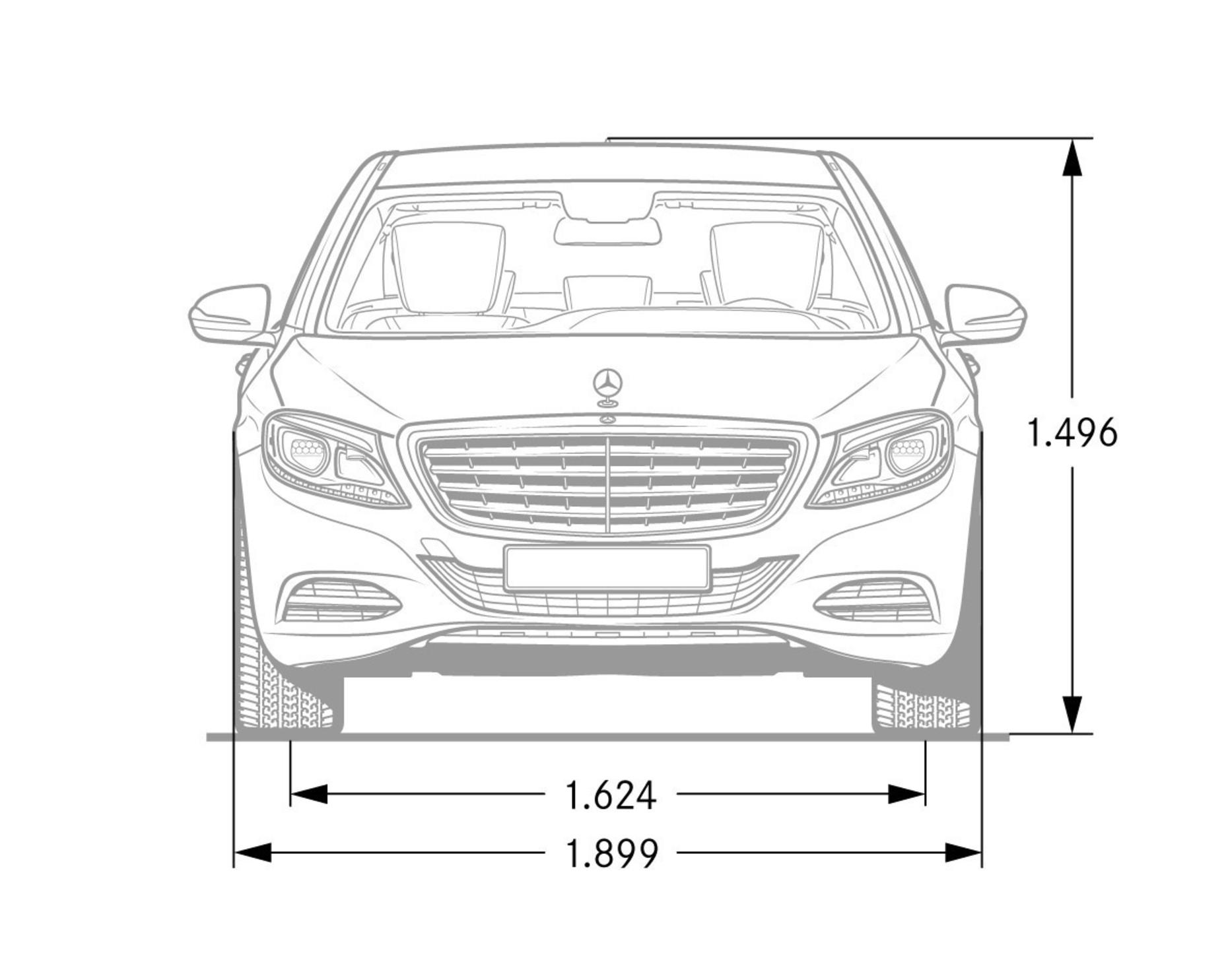 Mercedes Benz S Class Model Range