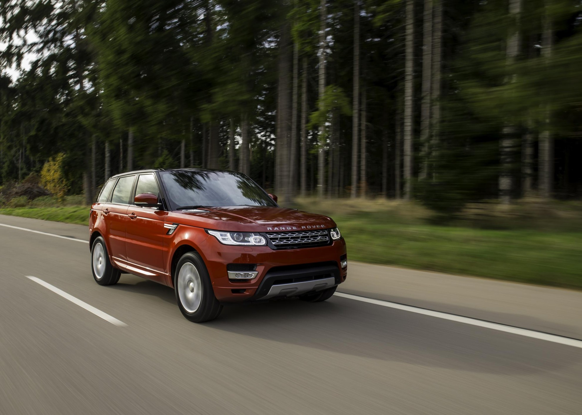 Car of the Year Awards Land Rover Sport Best 4x4 in the United
