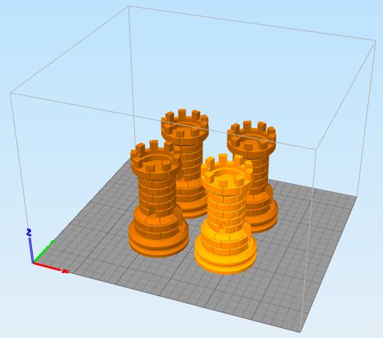 Simplify3D 非公式チュートリアル 第一回 3Dモデルの読み込みと操作