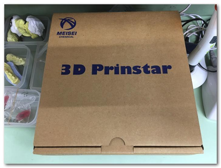 新鋭の国産フィラメント「3D Prinstar」のサンプルを頂いたので試してみたよ