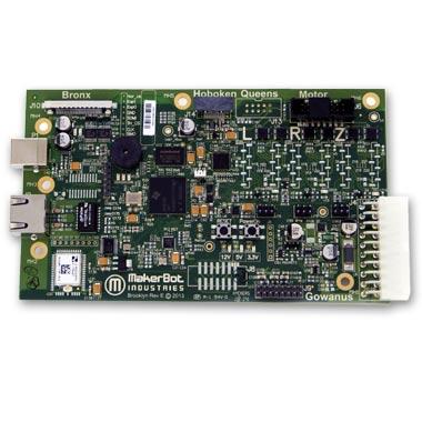 motherboard makerbot replicator 5