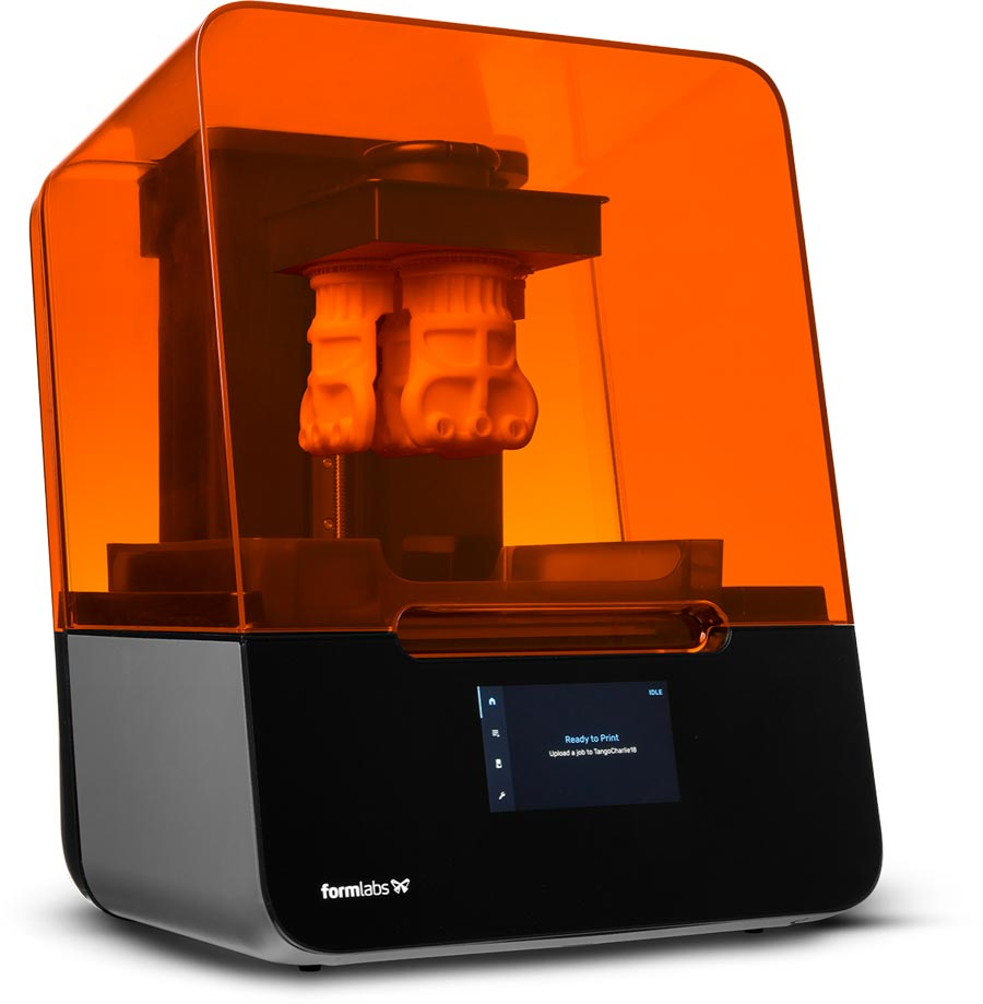 Formlabs Form 3 Low Force Stereolithografie 3D Drucker