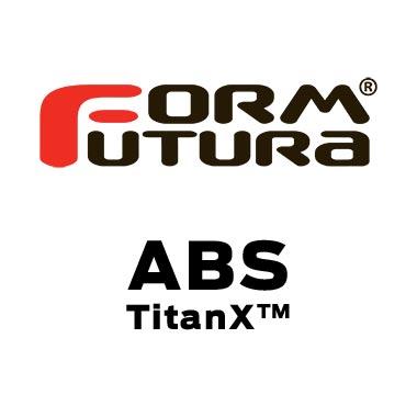 Formfutura TitanX ABS Filament