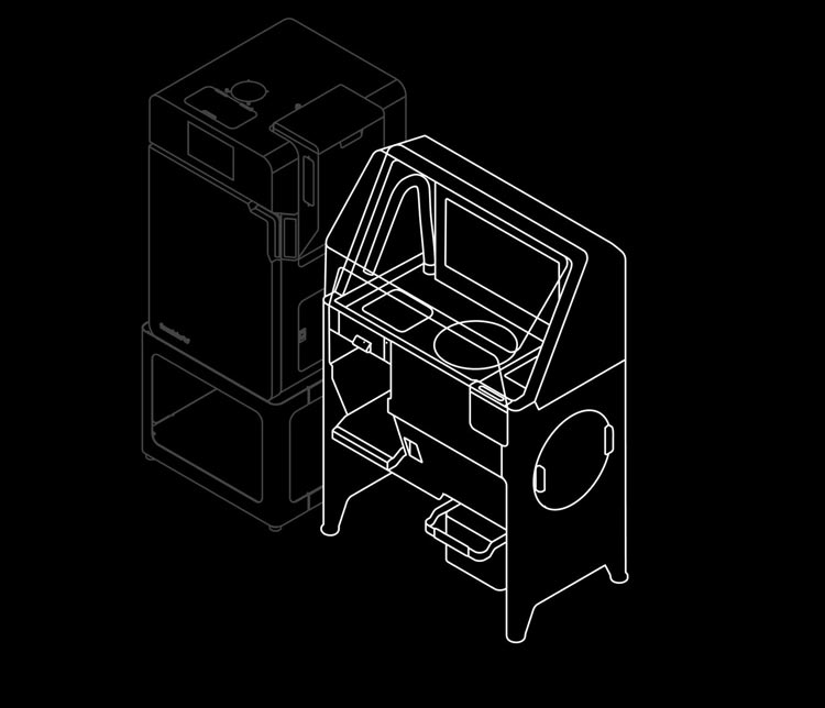 Formlabs Fuse Sift graphic