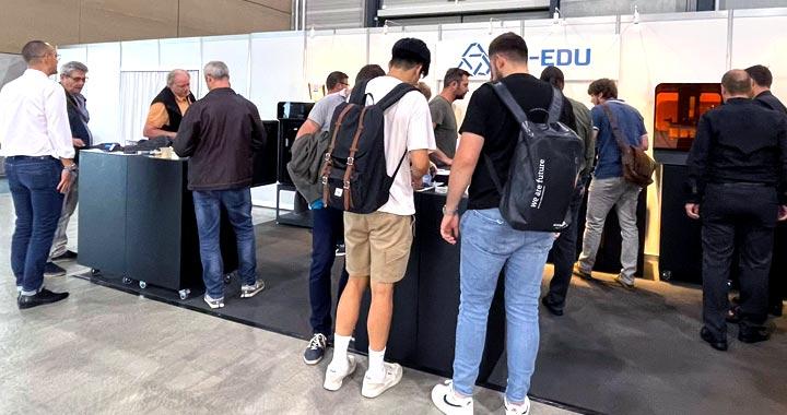 AM-Expo 2021 : 3D-EDU GmbH