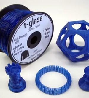 Taulman T-Glase - Blue -  1.75mm