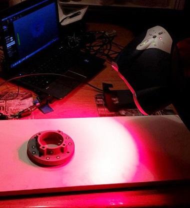 Scanning med 3d scanner