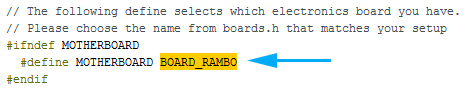 Marlin RAMBO board