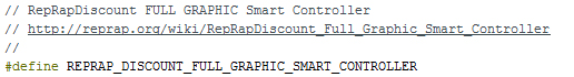 REPRAP_DISCOUNT_FULL_GRAPHIC_SMART_CONTROLLER